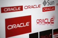 Oracle and Sun logo