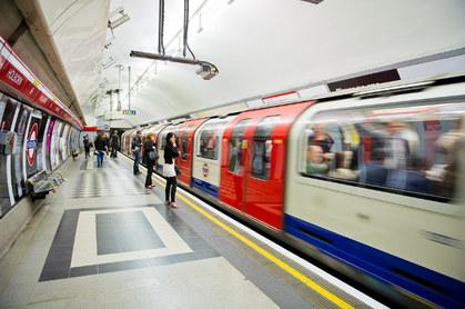 London Underground's Holborn station, Central Line. Pic: Shutterstock