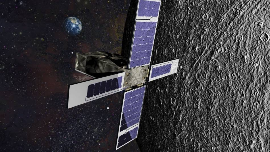 Lockheed Martin and Nasa finalise deal for lunar imaging cubesat