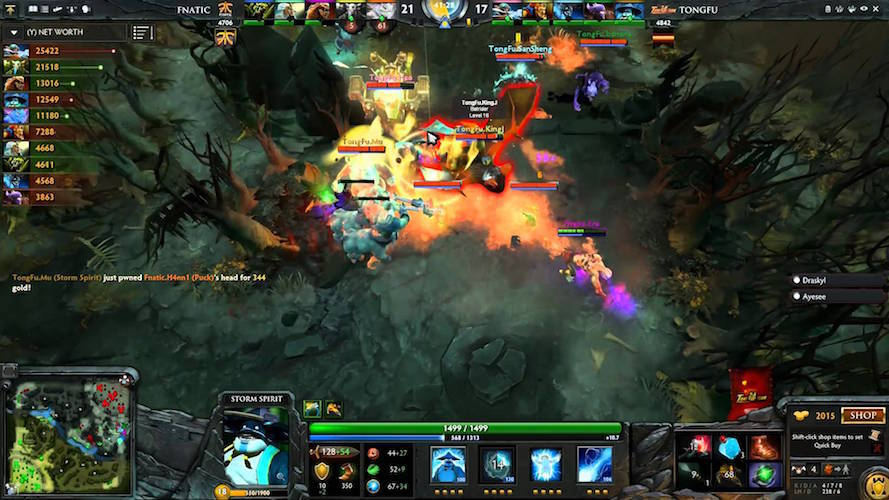 dota 2 forums fall under hackers spell 1 9m accounts teleported