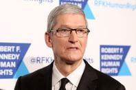 Tim Cook, photo2 by JStone via Shutterstock