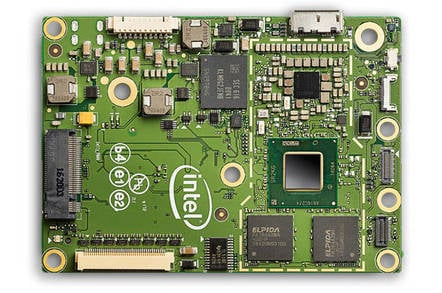 Wanna build your own drone? Intel emits Linux-powered x86