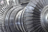 Steam power turbine