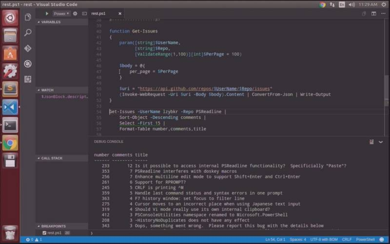 Microsoft open sources PowerShell, also bringing it to Linux and Mac