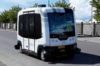 Easymile autonomous bus