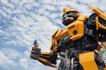 Transformer, photo by Wasan Ritthawon via Shutterstock