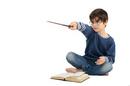 Wizard, photo via Shutterstock