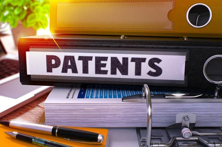 Patents, image via Shutterstock