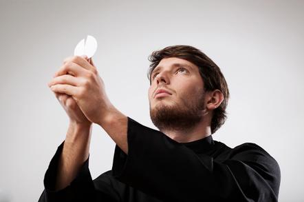 Priest, image via Shutterstock