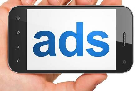 Mobile adverts