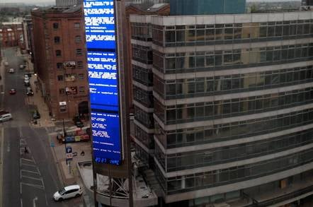 Manchester BSOD
