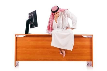 Mad Saudi