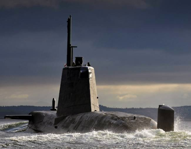 Navy names new attack sub HMS Agincourt • The Register