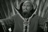 Flash Gordon Emperor Ming the Merciless