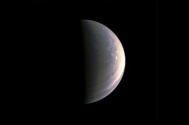 New images of Jupiter offer glimpse into what lies under planet's skin