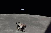 Apollo 11 Lunar Module July 1969 photo via Shutterstock