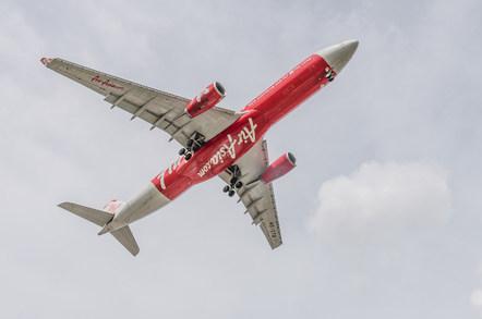 An Air Asia Airbus A330. Pic: Mingman/Shutterstock
