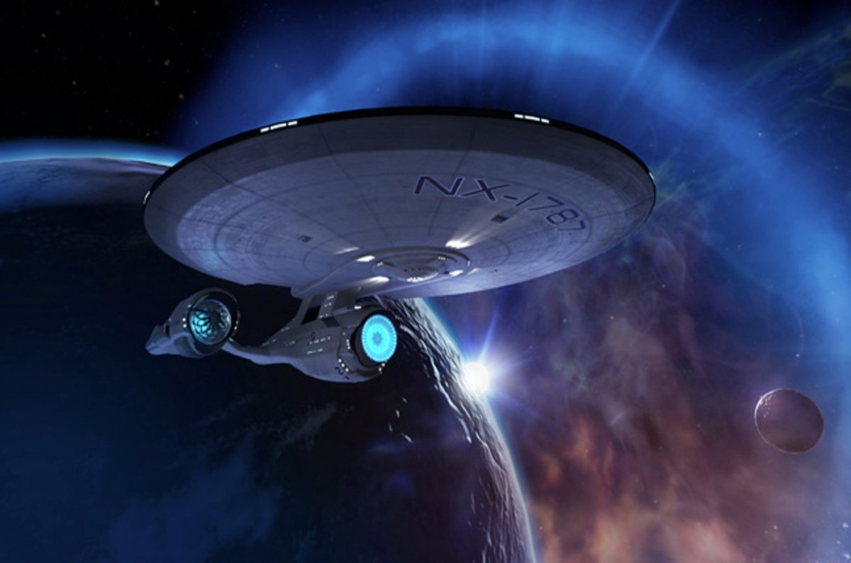 Hello Star Trek 25th Century Here It S Time To Move On