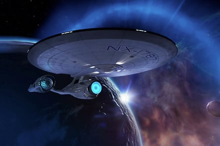 Star Trek bridge crew VR Ubisoft screen shot