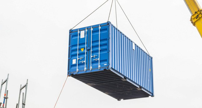Container image via Shutterstock