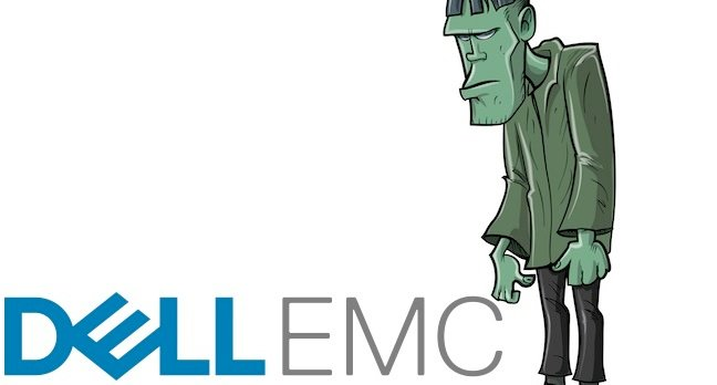 Dell EMC Frankenstein's Monster