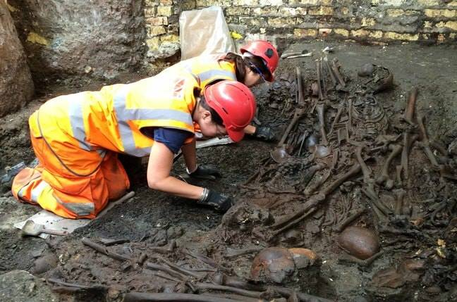 DNA Testing Identifies Deadly Bacteria That Caused 1665 Great Plague Of London