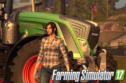 Faming Simulator 17