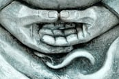 Zen master, photo via Shutterstock