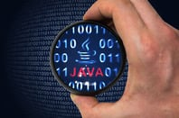 Java microservice, photo via Shutterstock