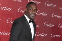 Idris Elba, photo by Jaguar PS via Helga Esteb, Shutterstock editorial use only
