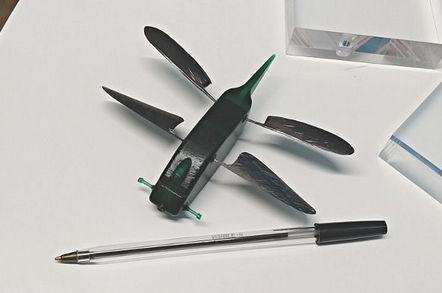 Animal Dynamics' Skeeter drone