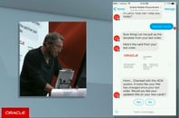 Oracle's Chatbot