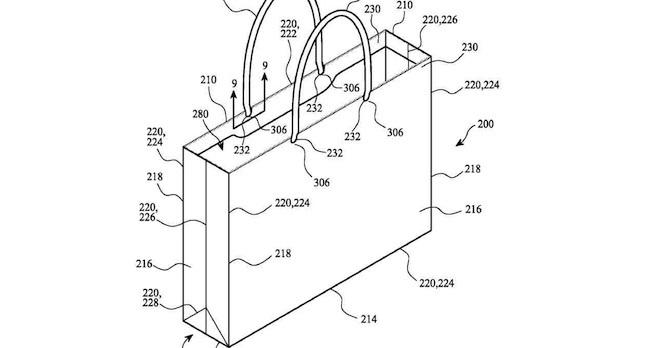 Apple's hopefully-patented bag