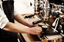 Barista photo via Shutterstock