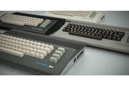 Icomp's licensed C64 cases