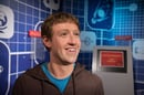 Mark Zuckerberg photo by Bangkokhappiness via Shutterstock
