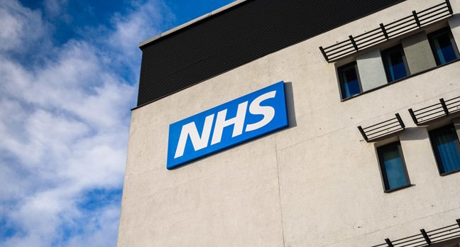 NHS hosptial photo, by Marbury via Shutterstock