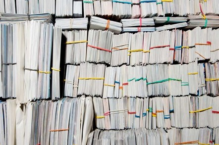 Documents image via Shutterstock