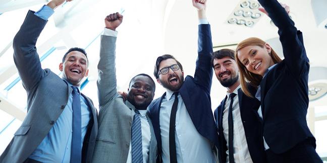 Business suits, photo via Shutterstock