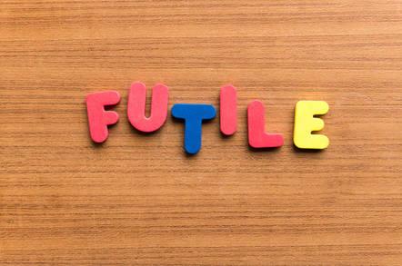 The word futile