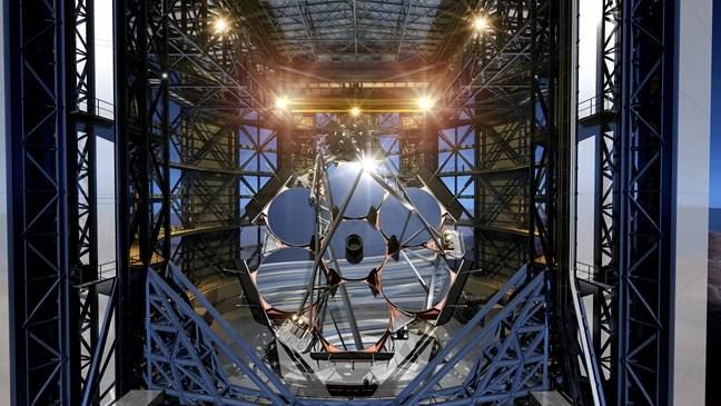 Giant Magellan Telescope mirrors