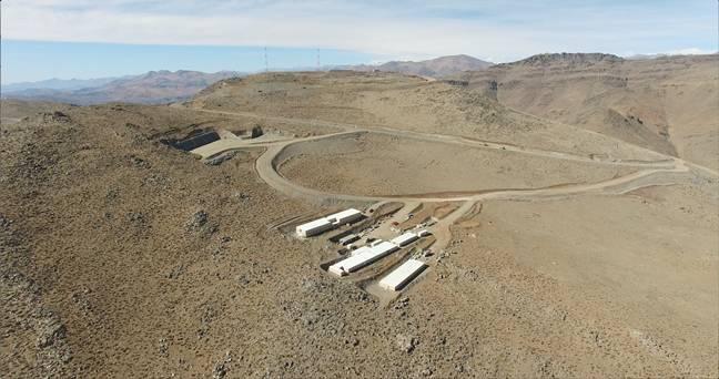 Giant Magellan Telescope site