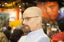 SAN DIEGO COMIC CON: July 20, 2016. A lifelike replica of Bryan Cranston's Breaking Bad character Walter White on display at the annual pop culture and comic book convention in San Diego, California. photo by Lauren Elizabeth/Shutteretsock - EDITORIAL USE ONLY AND MUST ATTRIBUTE AND LINK