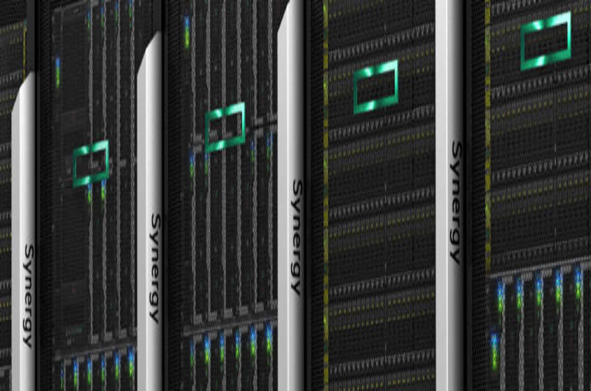 Rumble In The Off The Shelf Server Jungle Hpe Comes Out