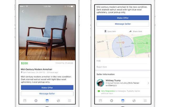 Facebook Market