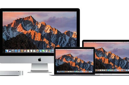Apple to automatically cram macOS Sierra into Macs – 'cos that