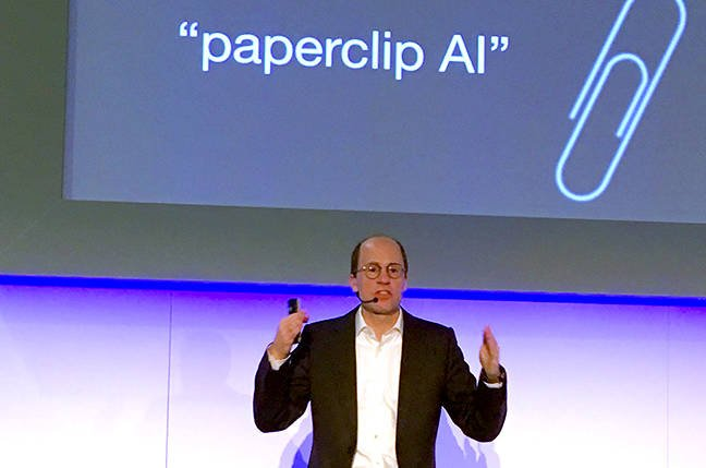 Professor Nick Bostrom's keynote at IP Expo Europe 2016
