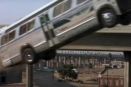 Bus jump from 'Speed'