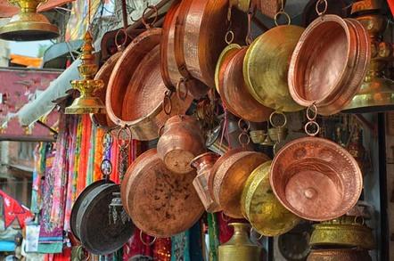 Brass photo via Shutterstock