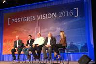snapshot of postgres vision panel discussion